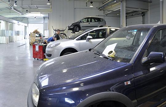 Réparation en carrosserie au meilleur prix