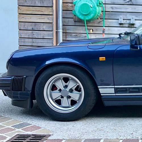 Rénovation d'une Porsche 32