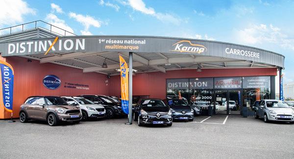 Vente de véhicules neufs et d'occasion en Seine-et-Marne